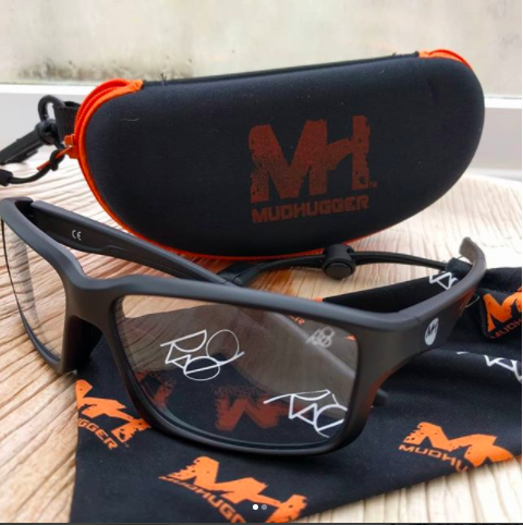 3a423f55ea Rad8  Mudhugger 504 Matt Black MTBglasses